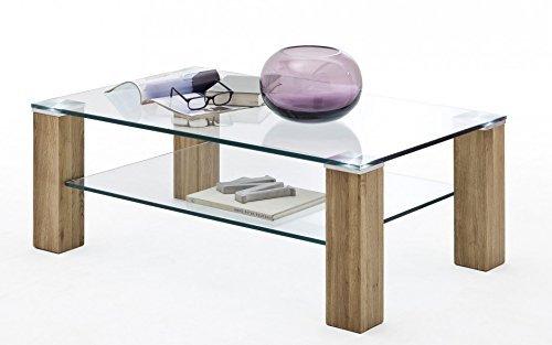 Baidani Designer Couchtisch Taeko - 110 x 70 cm