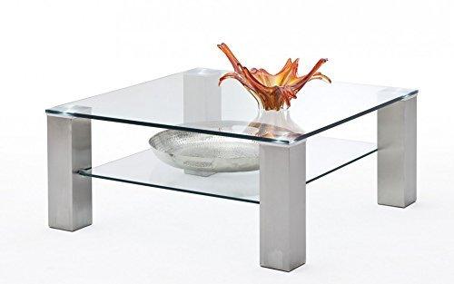 Baidani Designer Couchtisch Tahmina - 90 x 90 cm