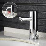 Infrarot Sensor Wasserhahn Vollautomatik IR Waschtischarmatur Einhebelmishcer Waschbecken Spültischarmatur…