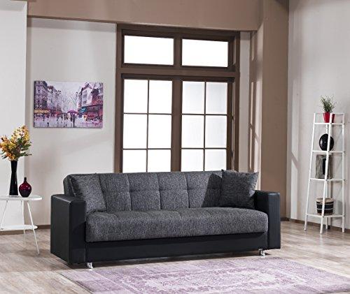 Schlafsofa | Kippsofa | Sofa mit Schlaffunktion | Klappsofa | Bettfunktion | mit Bettkasten | Bettcouch | Schlafcouch…