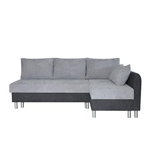 ecksofa malta sofa eckcouch couch mit schlaffunktion und. Black Bedroom Furniture Sets. Home Design Ideas