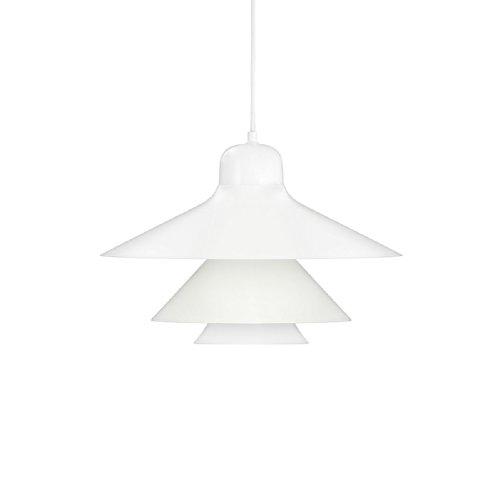 Normann Copenhagen Ikono Deckenlampe groß Weiß 30 x 45 cm