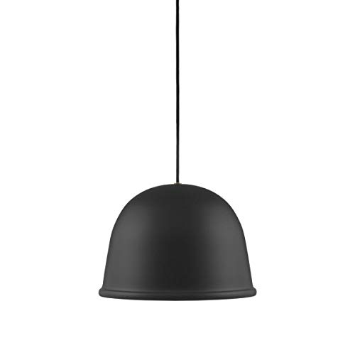Normann Copenhagen - Local Pendelleuchte, schwarz