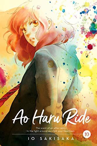 Ao Haru Ride, Vol. 10 (English Edition)