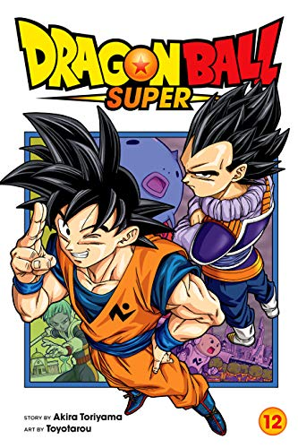 Dragon Ball Super, Vol. 12: Meru's True Identity (English Edition)
