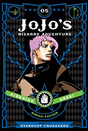 JoJo's Bizarre Adventure: Part 3 Stardust Crusaders, Vol. 5