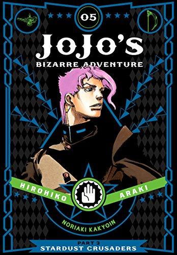 JoJo's Bizarre Adventure: Part 3--Stardust Crusaders, Vol. 5 (English Edition)
