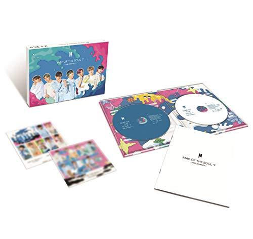 MAP OF THE SOUL : 7 ~ THE JOURNEY ~ (Ltd. CD+DVD) B